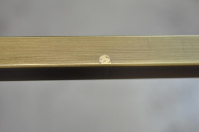 真鍮硫化イブシ補修